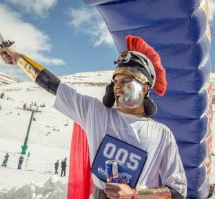 Team Adrenaline Clinches the ˜Red Bull Jump & Freeze' Title
