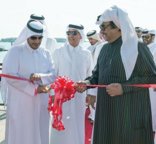 Inauguration of the Banana Island Resort Doha by Anantara