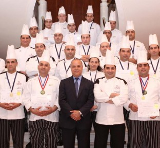 Le Royal - Beirut Awarded Medals for its Culinary Inspirations