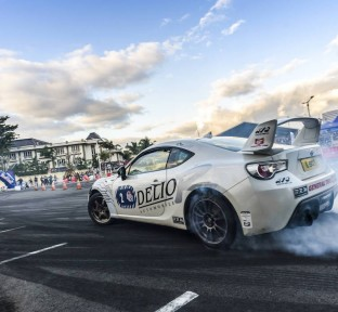 Beirut's Martyrs Square to Host the Red Bull Car Park Drift Finals
