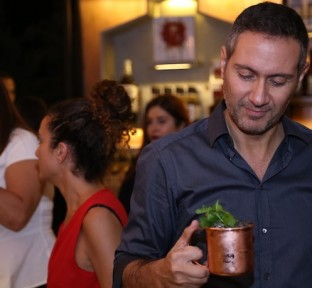 """G.Vincenti & Sons Celebrates the Opening of """"The Cask & Barrel"""""""