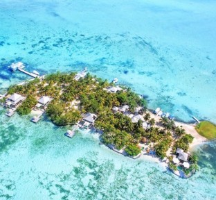 Departure from the Ordinary: Cayo Espanto, Belize
