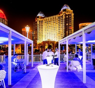 Four Seasons Hotel Doha Unveils The Pier