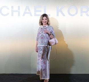 Michael Kors Celebrates a New Middle East Flagship Store