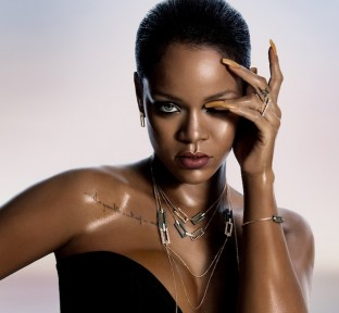 RIHANNA ♥ CHOPARD Jewelry Collection