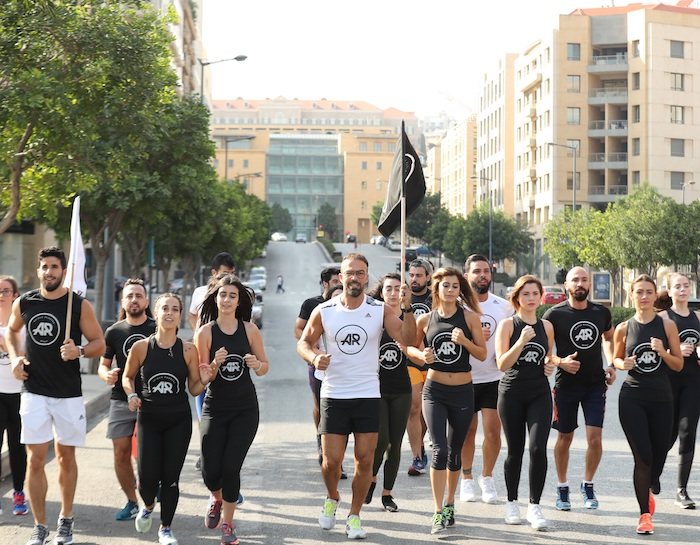 Launching adidas Runners Lebanon