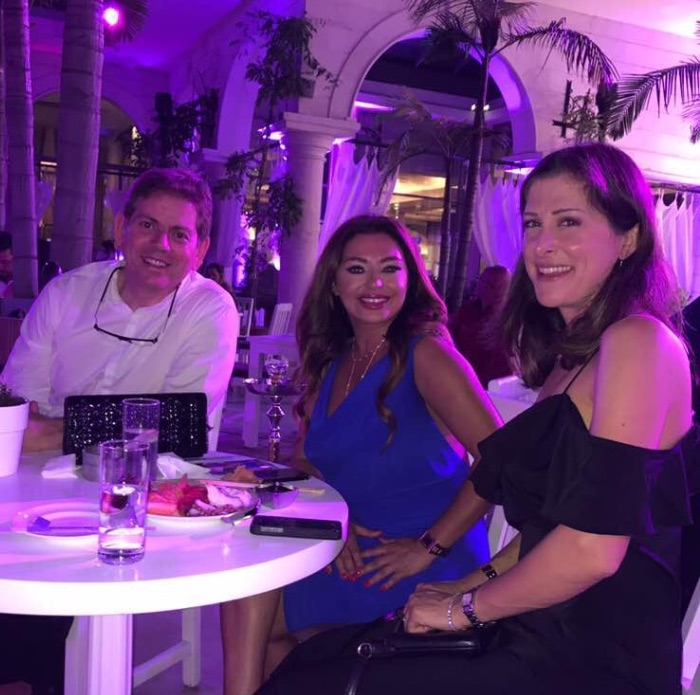 Summer fun at the Amethyste