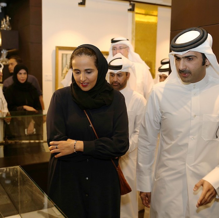 Albahie, First Auction House in Qatar Opens in Katara