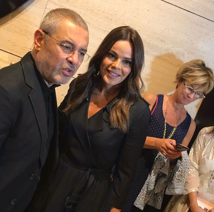 Elie Saab Takes Part in Beirut Art Week