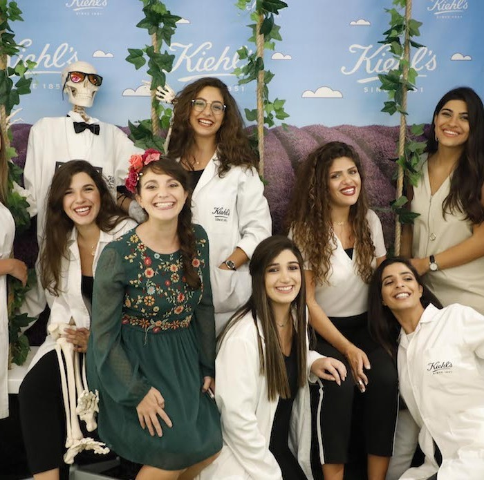 KIEHL'S Swinging in Nature's Playground in Lebanon