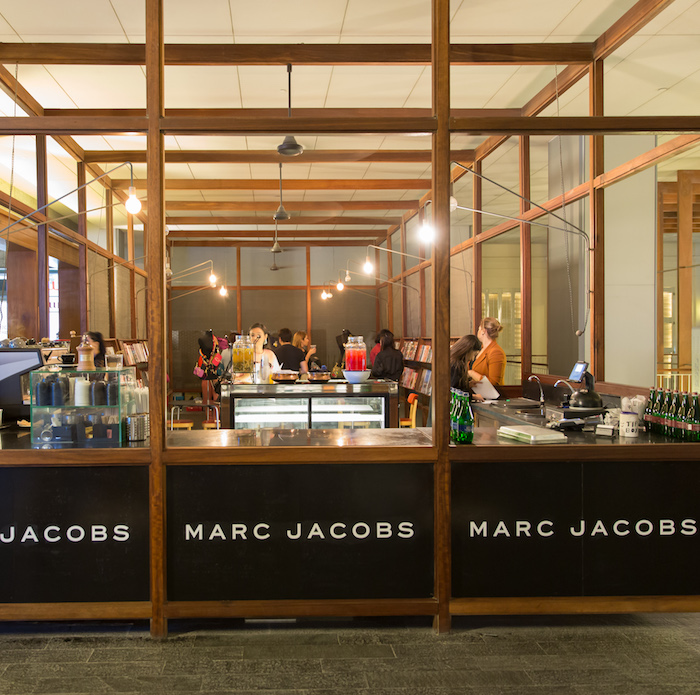 Marc Jacobs x The Magazine Shop