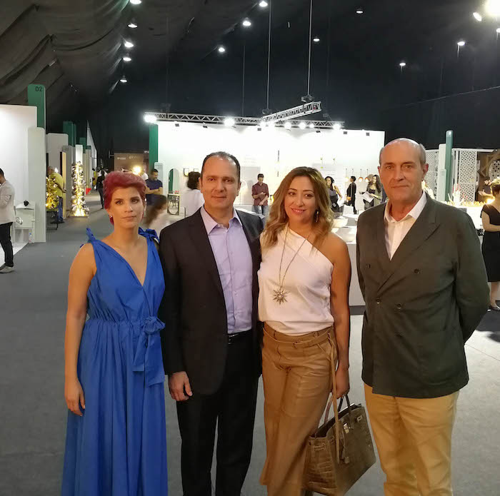 Inauguration of the First Edition of Beirut Design Fair