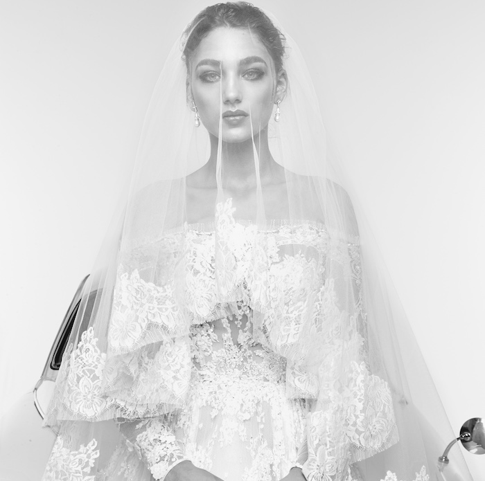 Zuhair Murad Spring 2019 Bridal Collection
