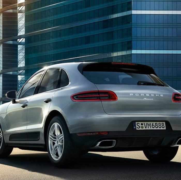 Life in the Fast Lane: The Macan...A class apart